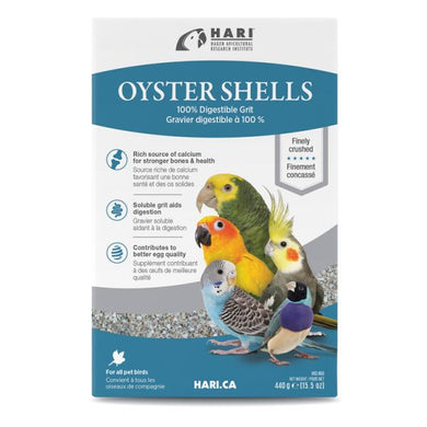 Crushed Oyster Shell - 440g