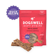 Dogswell ® Grain Free Hip & Joint Duck Strips 10oz
