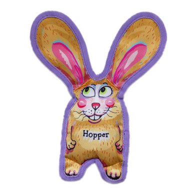 FUZZU All Ears Hopper Dog Toy