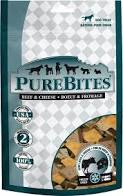 PureBites Dog - Beef Liver & Cheese 250g