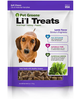 Bellrock Dog Treat's Lil' Lamb 6oz