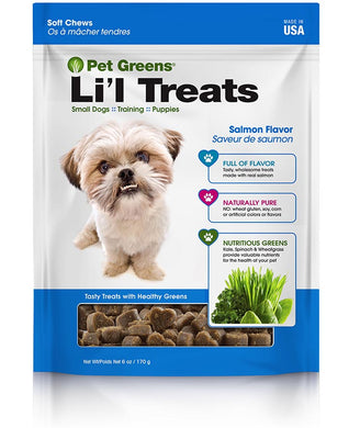 Bellrock Dog Treat's Lil' Salmon 6oz