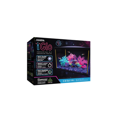 Marina iGlo 5G (19L) Aquarium Kit
