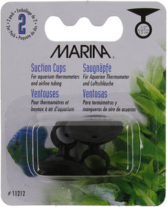 Marina Thermometer Suction cups, small