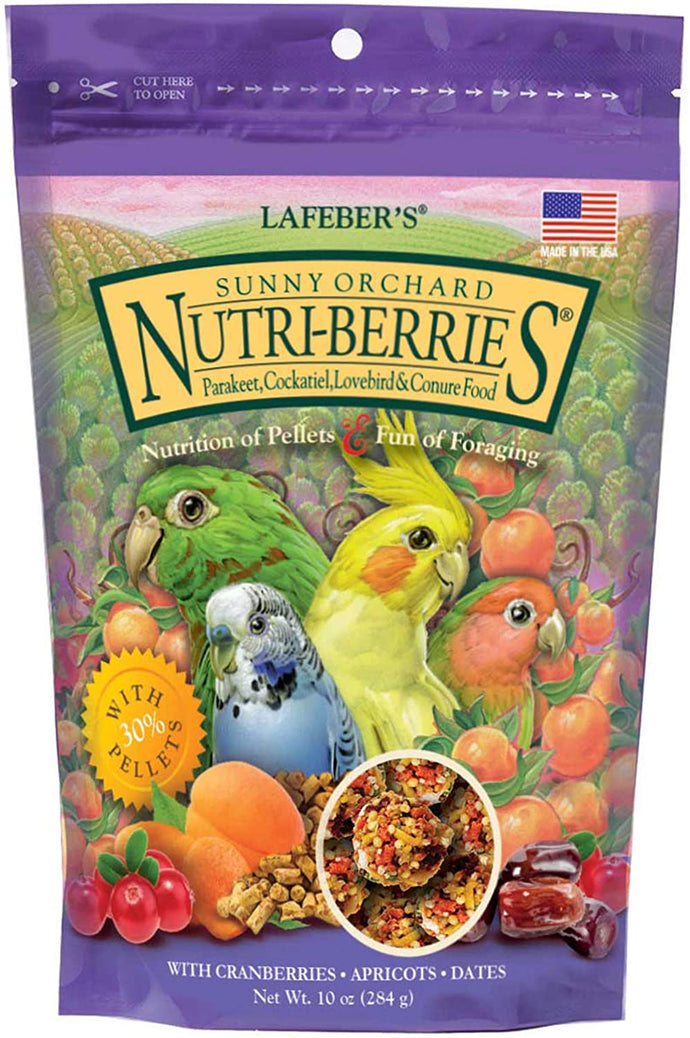 Lafeber's Sunny Orchard Nutri-Berries - Cockatiel