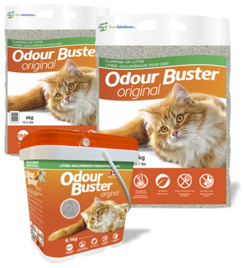 Eco-Solutions Odour Buster 14kg