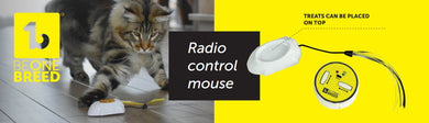 Be One Breed Radio Control Mouse