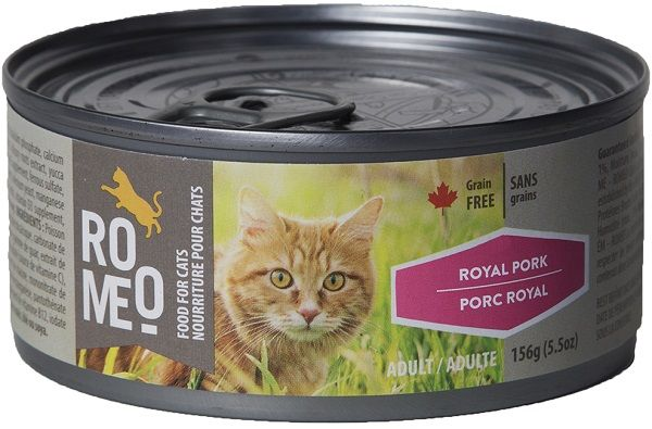 Romeo Royal Pork for Cats 13oz