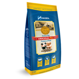 2kg Hagen Original Plus Guinea Pig Food