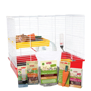 Living World Deluxe Hamster Starter Kit