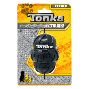 Tonka Tri-Stack Tread Feeder, Medium, 3.5