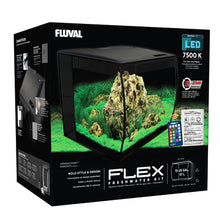 Load image into Gallery viewer, Fluval FLEX Aquarium Kit - 57 L (15 US gal)
