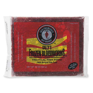 SFBay Bloodworms 16oz