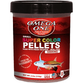 Omega One Sinking Colour Pellets (LG) 8oz