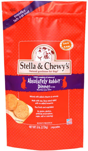 Stella & Chewy's Absolutely Rabbit Dinner 6lb