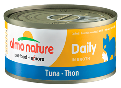 Almo Nature Daily Tuna for Cats 2.47oz