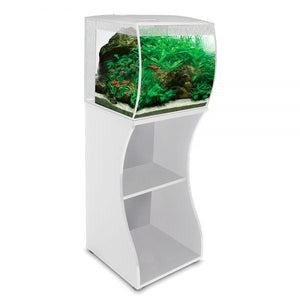 Fluval Flex 15g Aquarium Stand - White