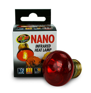 Zoo Med Nano Infrared 40watt