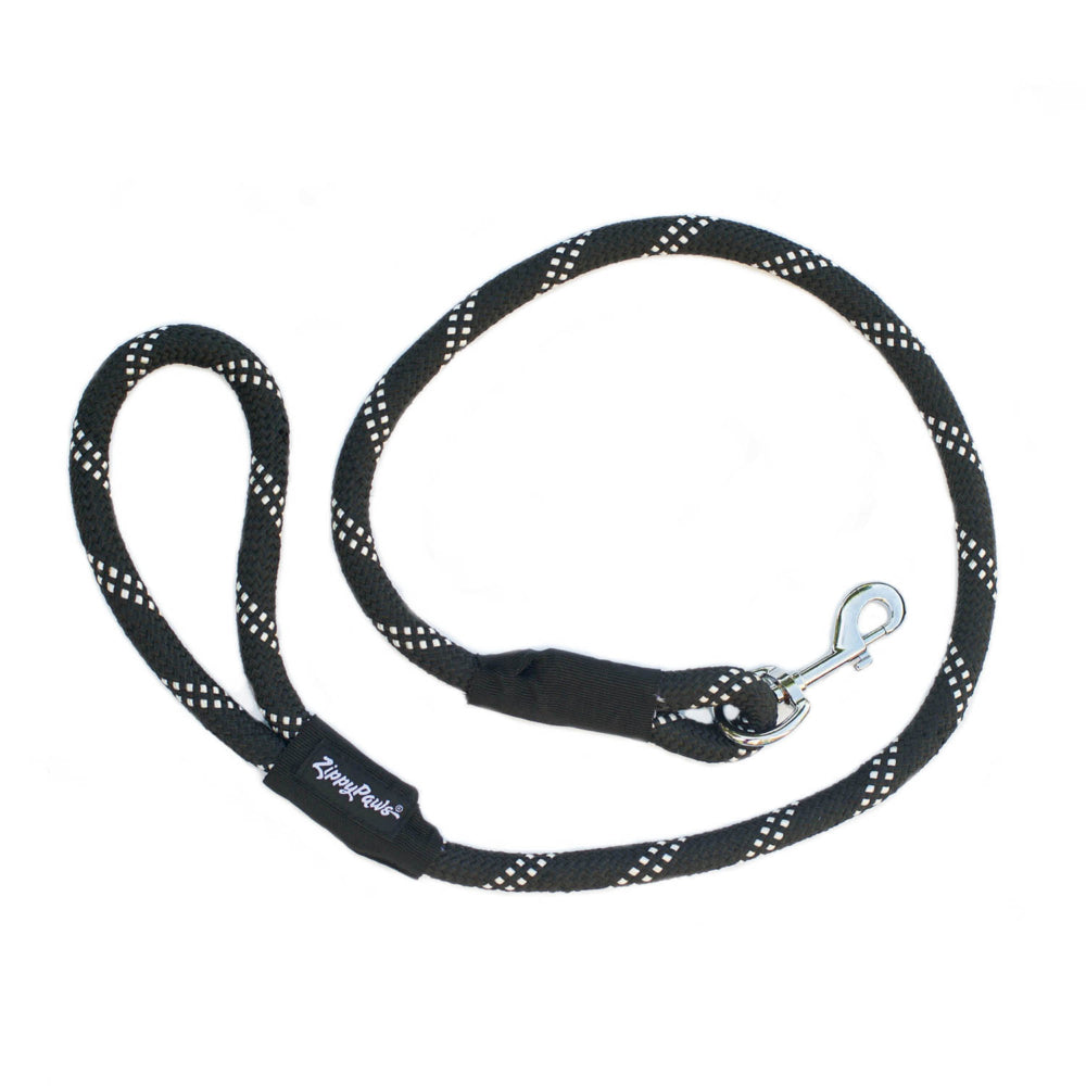 ZippyPaws Climber Original Leash - 4ft Black
