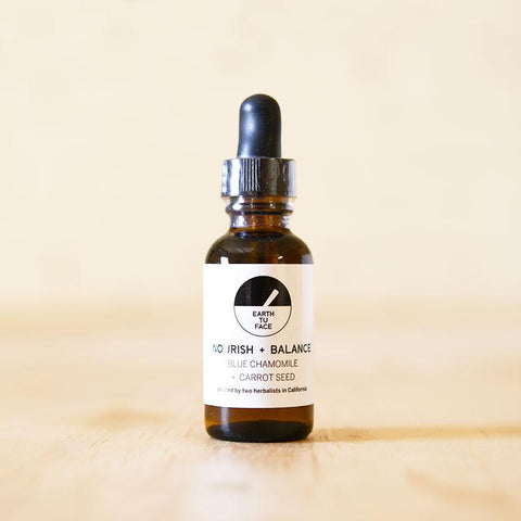 Chamomile & Carrot Seed Face Serum