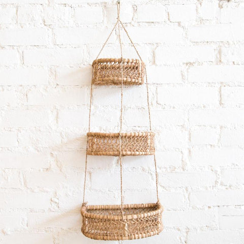 Hanging Moon Basket