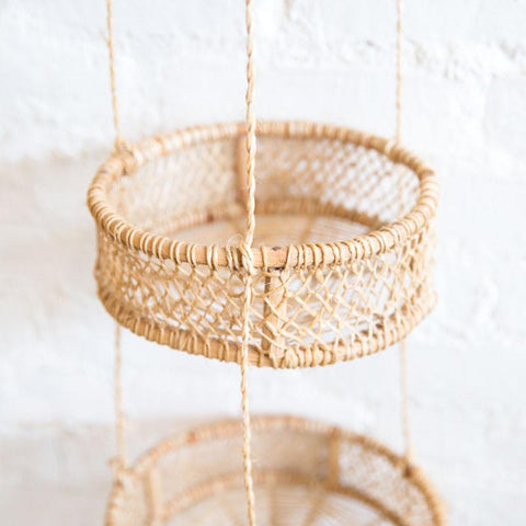 Hanging Sun Basket