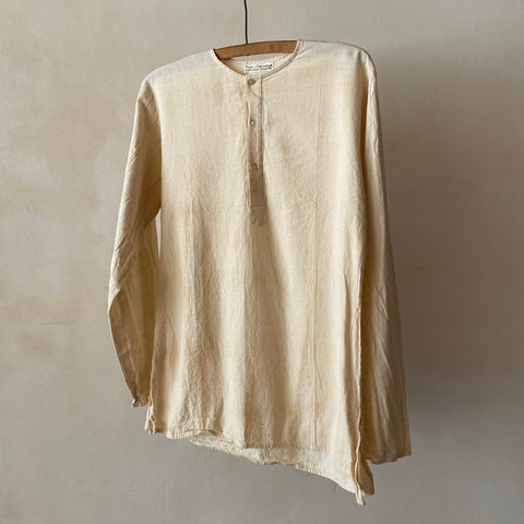 Vintage Natural Cotton Top