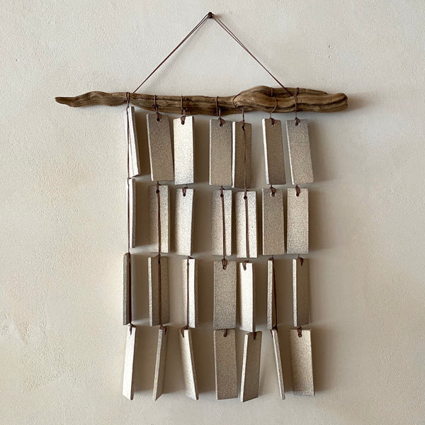 Heather Levine Wall Hanging Square