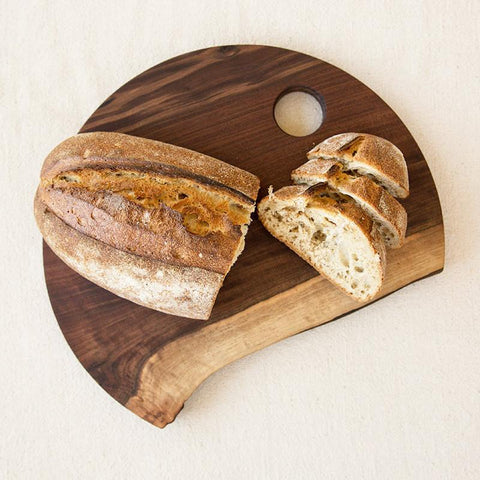 Circle Cutting Board