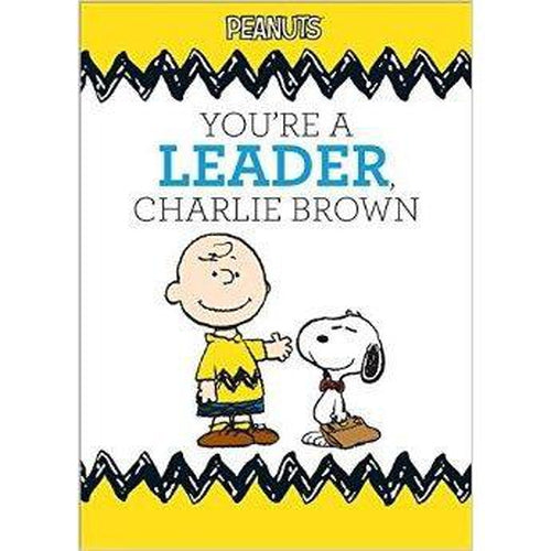 You're a Leader, Charlie Brown (Executive Edition)