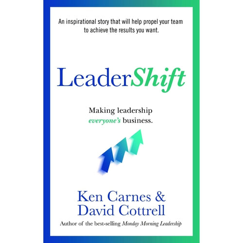 LeaderShift ... Making Leadership Everyone's Business