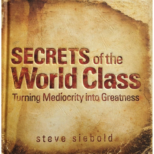 Secrets of The World Class