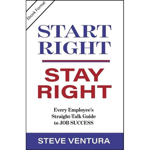 Start Right...Stay Right (Ebook)