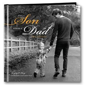 Why a Son Needs a Dad Gift Book