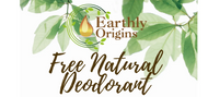 FREE 1 fl oz Natural Deodorant