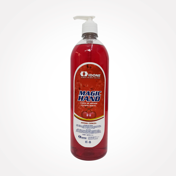 Magic hand antibacterial cereza