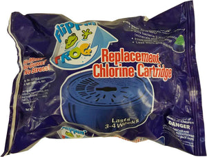 Frog Pool - Flippin' Frog Chlorine 1 Cartridge
