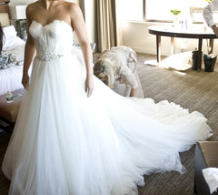 Manuel Mota 'Primor' - Manuel Mota - Nearly Newlywed Bridal Boutique - 1