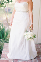 Load image into Gallery viewer, Anna Maier 'Duchess Satin' - Anna Maier - Nearly Newlywed Bridal Boutique - 4