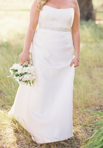 Anna Maier 'Duchess Satin' - Anna Maier - Nearly Newlywed Bridal Boutique - 5