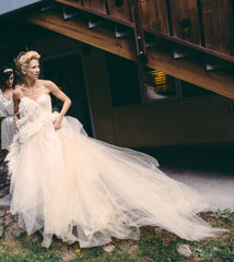 Carol Hannah 'Angel Oak Gown' - CAROL HANNAH - Nearly Newlywed Bridal Boutique - 3