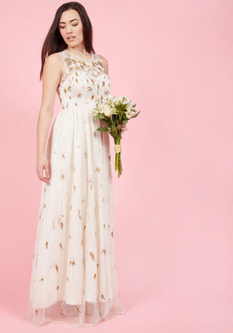 ModCloth 'The Simple Truth Maxi'