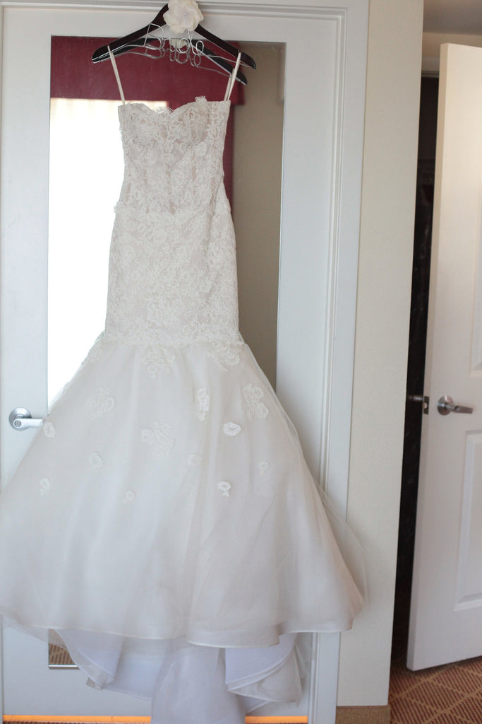 Edgardo Bonilla 'Custom' - edgardo bonilla - Nearly Newlywed Bridal Boutique - 2