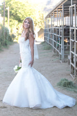 Edgardo Bonilla 'Custom' - edgardo bonilla - Nearly Newlywed Bridal Boutique - 3