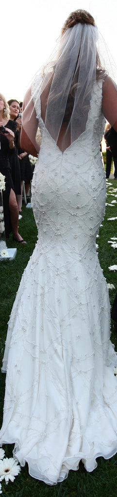 Stephen Yearick 'Beaded' - Stephen Yearick - Nearly Newlywed Bridal Boutique - 1