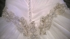 Casablanca Style 2041 - Casablanca - Nearly Newlywed Bridal Boutique - 4