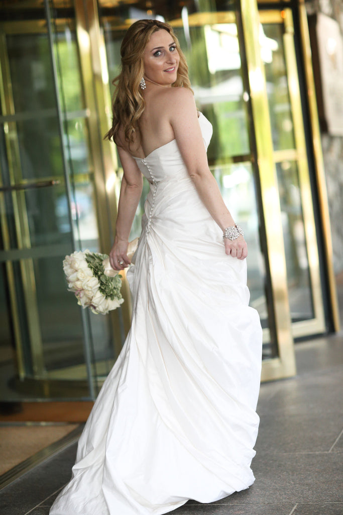 Anna Maier 'Strapless' - Anna Maier - Nearly Newlywed Bridal Boutique - 2