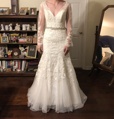 Mori Lee 'Venice Lace'