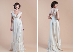 Claire Pettibone 'Queen Anne's Lace' - Claire Pettibone - Nearly Newlywed Bridal Boutique - 1