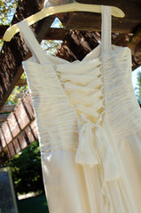 Custom 'Champagne Mermaid' - Customed Designed - Nearly Newlywed Bridal Boutique - 1